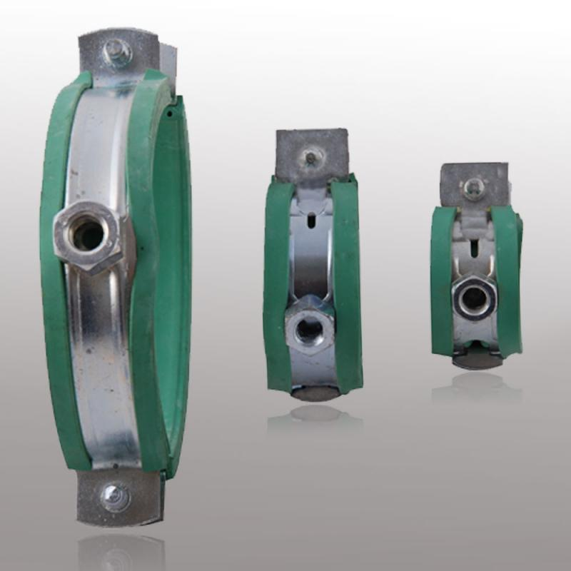 Stainless Steel Pipe Clamps & pvc pipe clips